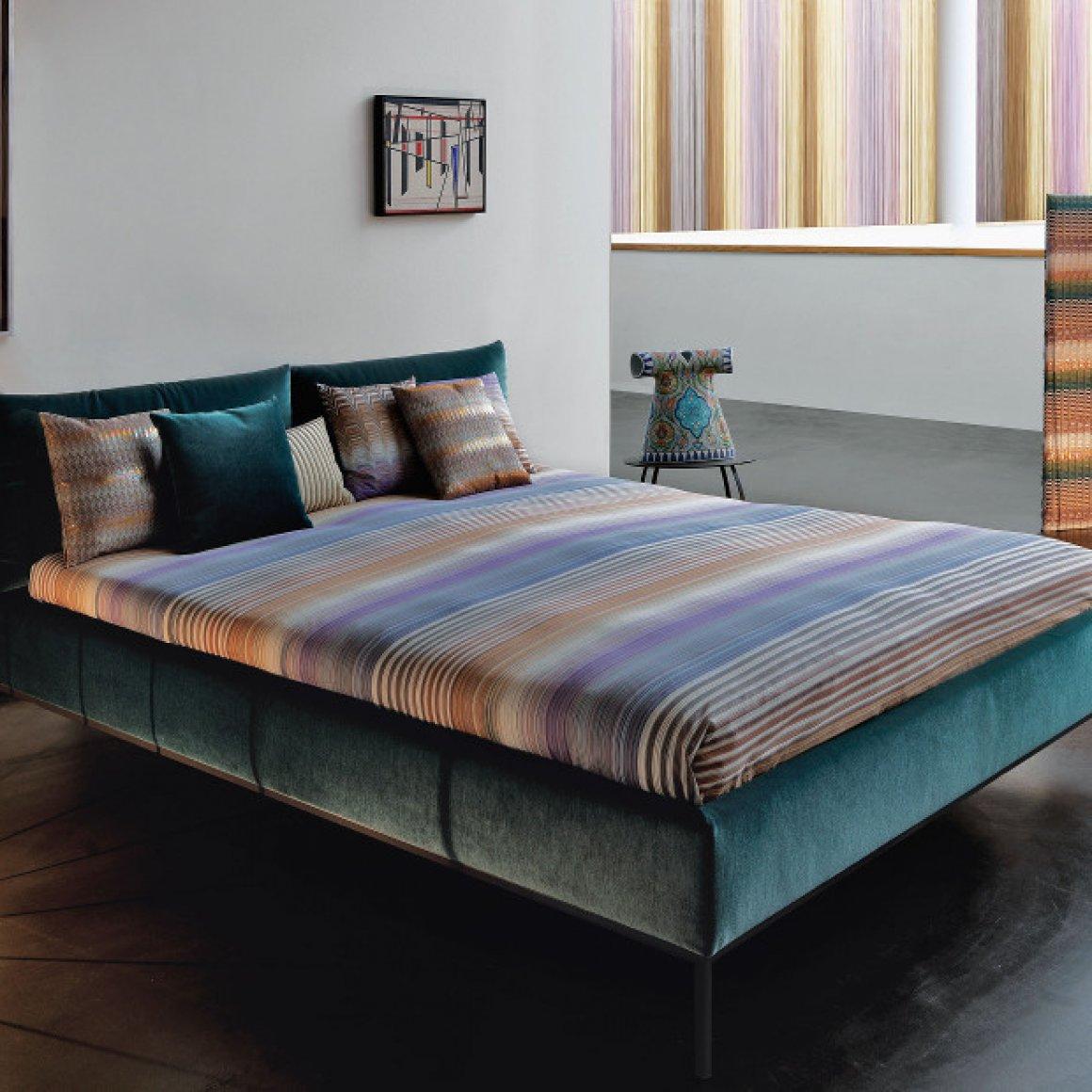 Copripiumino Missoni.Bed Linen Luxury Living